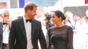 Prince Harry honours Meghan, Duchess of Sussex with heartfelt birthday message [Video]