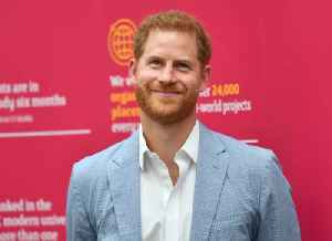 Prince Harry enjoys £50 pedicures [Video]