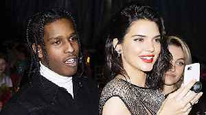A$AP Rocky Reunites With Ex Kendall Jenner After Release From Jail [Video]