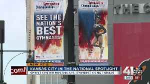 Kansas City in the national spotlight for gymnastics [Video]