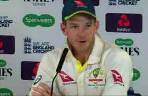 'It's a great one' says Aussie captain Paine after Ashes test win [Video]