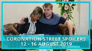 Coronation Street (Corrie) spoilers: 12 - 16 August 2019 [Video]