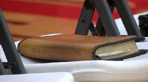 Back to School Worship Service Held in Fyffe [Video]