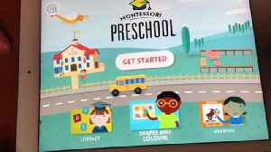 VIDEO: What the Tech? App of the day: Preschool learning [Video]