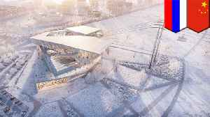 World's first cross-border cable car planned for Russia and China [Video]