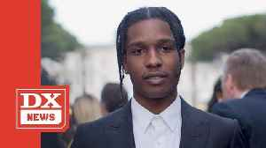 A$AP Rocky Speaks Out Following Prison Release- 'This Has Been A Humbling Experience' [Video]