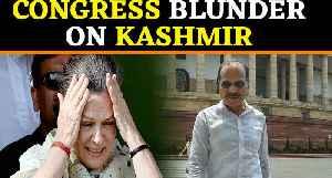 News video: Adhir Ranjan Chowdhury says Kashmir is not an internal matter | Oneindia News