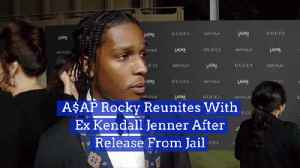 ASAP Rocky And His Ex Kendall Jenner Meet Up [Video]