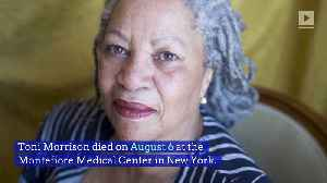 Nobel Prize Winner Toni Morrison Dead at 88 [Video]