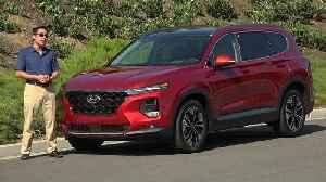 2020 Hyundai Santa Fe Overview with Trevor Lai [Video]