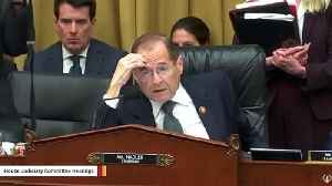House Judiciary Chair Jerry Nadler Asks National Archives For Kavanaugh's WH Records [Video]