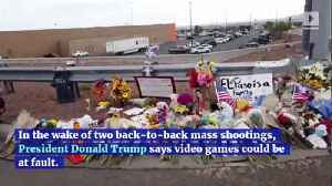 Video Games Are Not to Blame for Real-World Violence, Experts Say [Video]