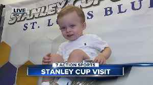 July 23: Stanley Cup visits Michigan with [Video]