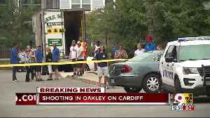 Police investigating shooting at Heritage at Oakley Square Apartments [Video]