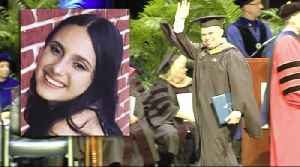 Father of Parkland school shooting victim graduates from FAU master's program [Video]
