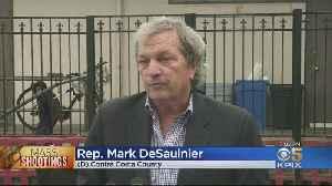 Bay Area Congressman Holds Public Forum On Gun Control [Video]