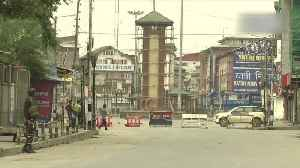 Peace & normalcy in J&K after scrapping of Article 370: Government sources [Video]