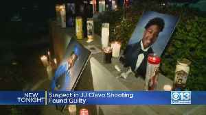 Suspect In JJ Clavo Shooting Found Guilty [Video]