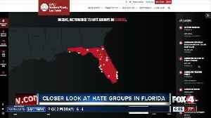 Closer look at hate-related groups in Florida [Video]