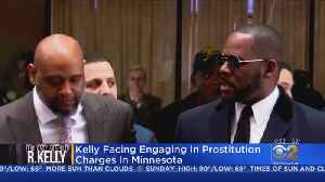 R. Kelly Facing Sex Crime Charges In Minnesota [Video]