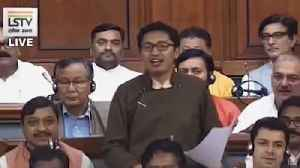 Ladakh MP gives passionate speech in LS on J&K bifurcation, PM Modi tweets [Video]
