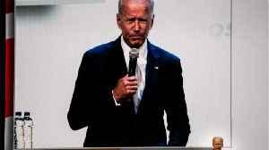 New Poll Shows Biden Leading Democrats [Video]