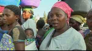 Ebola: Rwanda bolsters DRC border restrictions [Video]
