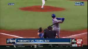 Jacob Waguespack helps Toronto Blue Jays end Tampa bay Rays' 6-game winning streak [Video]