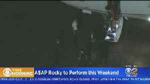 A$AP Rocky To Perform At OC Music Festival [Video]