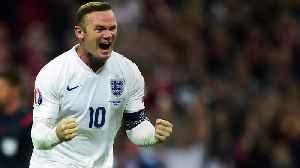 Wayne Rooney in numbers [Video]