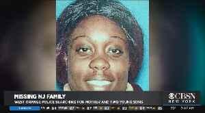 New Jersey Police Seek Mother, 2 Children Last Seen Monday In West Orange [Video]
