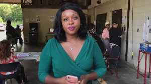 News video: Some problems reported early at polls on primary election day