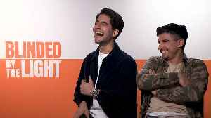 'Blinded By The Light': Exclusive Interview With Viveik Kalra & Aaron Phagura [Video]