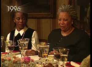 News video: Toni Morrison Reflects on Her Powerful Turning Point as a Writer