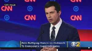 Buttigieg Ramps Up Outreach To Democratic Superdelegates [Video]