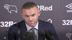 Derby-bound Wayne Rooney admits move back to England too great to turn down [Video]