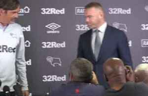 Rooney seals player-coach role at Derby from January [Video]
