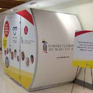 UMMC unveils lactation pod for breast-feeding mothers [Video]