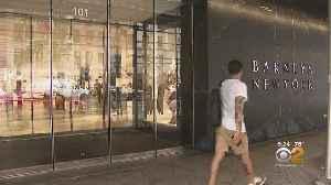 Barneys Files For Bankruptcy [Video]