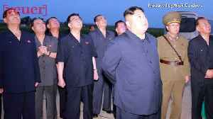"""Kim Jong Un Says Latest Missile Test """"A Warning"""" To U.S. and South Korea [Video]"""
