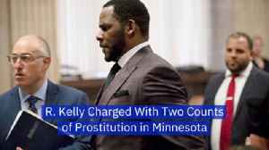 Another Week, Another R. Kelly Charge [Video]
