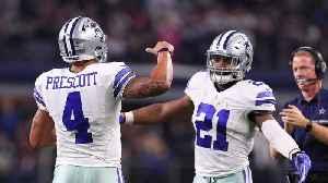 News video: Can the Cowboys Win a Super Bowl Led By a Trio of Ezekiel Elliott, Dak Prescott and Amari Cooper?