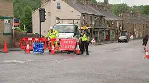 Whaley Bridge residents allowed to return home [Video]