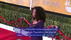 Oprah Winfrey Found Working With Michael B. Jordan to Be 'Powerful' [Video]