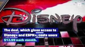 Disney Reveals New Subscription Bundle [Video]