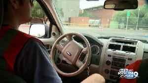 """No Hands!"" Self driving car research at UA [Video]"