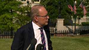 Kudlow sees 'no signs' about global recession [Video]