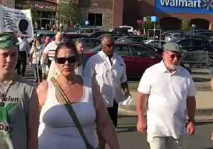 Marchers Gather at Ohio Walmart to Remember Man Shot Dead by Police in 2014 [Video]