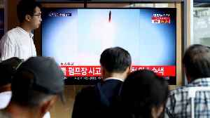 North Korea Says Missiles Were A Warning To U.S. And South Korea [Video]