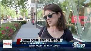 Consumer Reports: Credit score facts and fiction [Video]